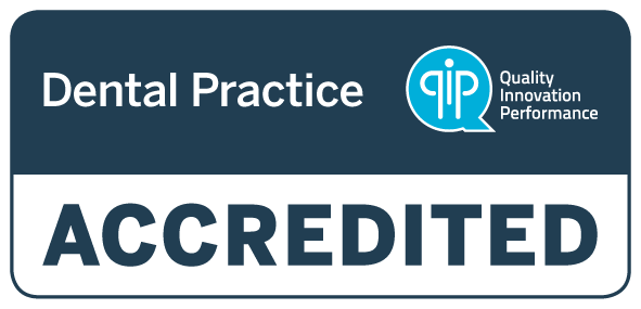 Dental Practice Quality Innovation Performance Accreditation Logo